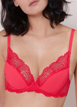Soutien-gorge Triangle Push-Up
