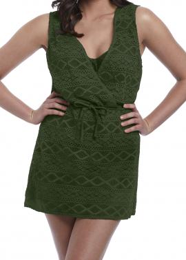 Robe Croisée Maillots de Bain Freya