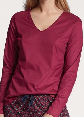 T-shirt à manches longues Calida