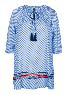 Robe Vichy Maillots de Bain Rosa Faia Anita