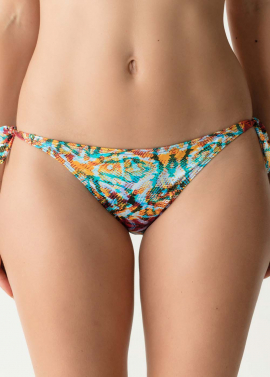 Slip Taille Basse Ficelles