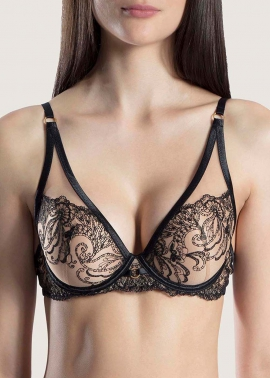 Soutien-gorge Push-up Forme Triangle  Aubade