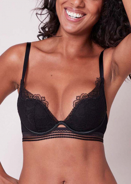 Soutien-gorge Armatures Push-Up Triangle Simone Pérèle