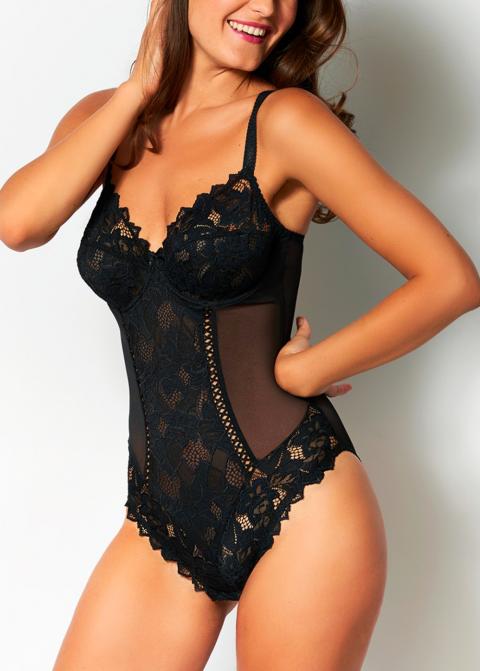 Body Armatures Sans Complexe Noir