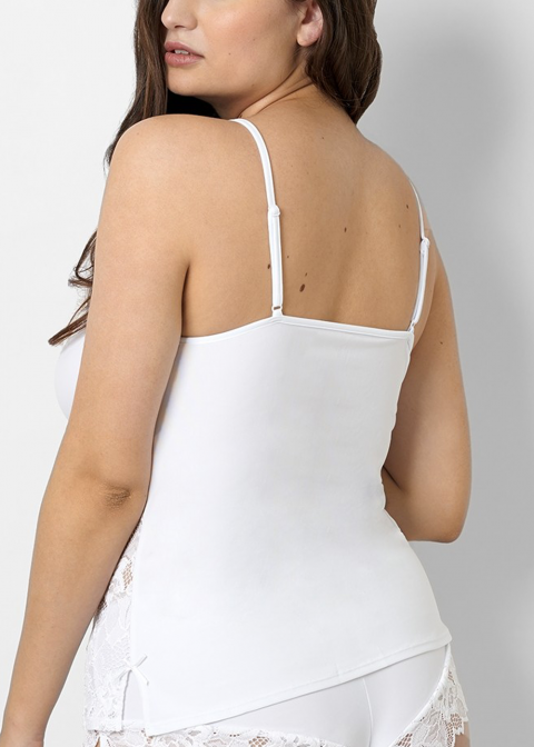 Caraco Sans Complexe Blanc