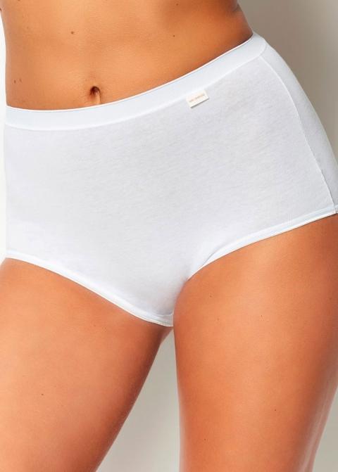Lot de 3 Culottes Sans Complexe Blanc