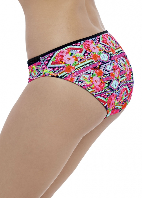 Slip Bikini Maillots de Bain Freya  Rebel Pink