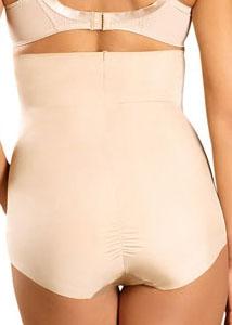 Culotte Très Haute Chantelle Nude
