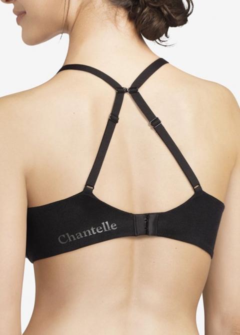 Soutien-gorge Armatures Enveloppant Chantelle Noir