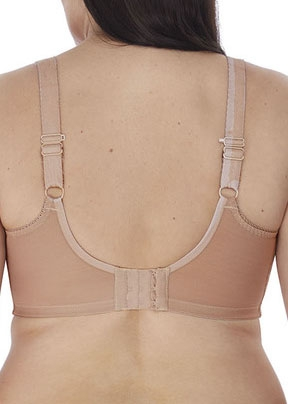Soutien-gorge Armatures Plunge Stretch Elomi Fawn