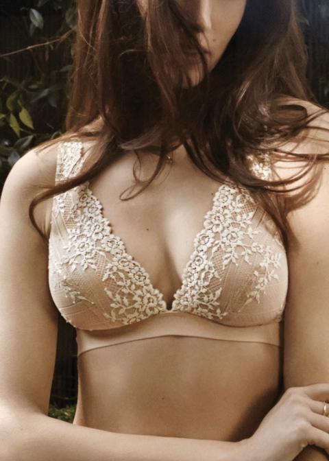 Soutien-gorge Sans Armatures Wacoal Naturally Nude