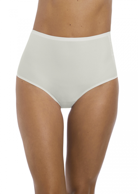 Slip Taille Haute Invisible Fantasie Ivory