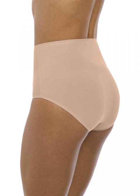 Slip Taille Haute Invisible Fantasie Natural Beige