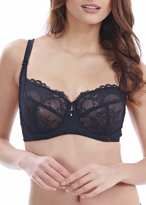 Soutien-gorge Armatures Grand Maintien Wacoal Black