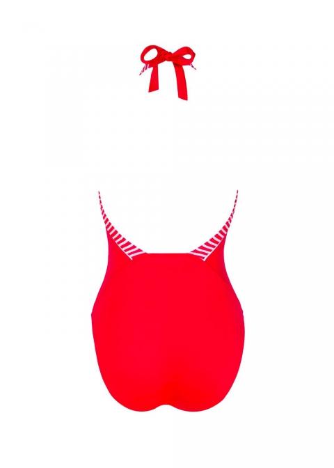 Maillot de Bain 1 Pièce Séduction Maillots de Bain Lise Charmel  Course Rouge