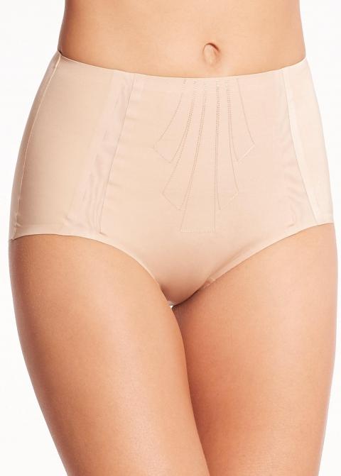Slip Taille Haute Chantelle Nude