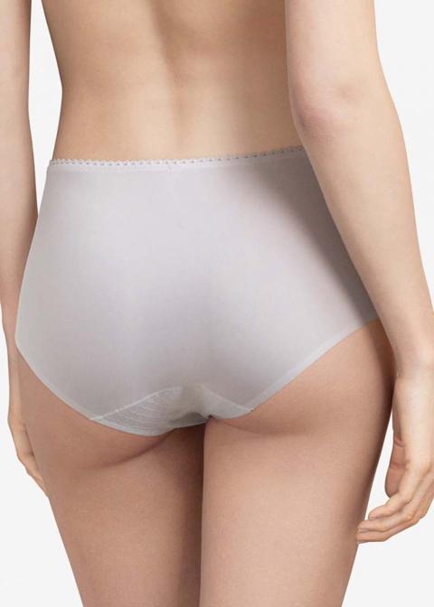Culotte Taille Haute Chantelle Blanc