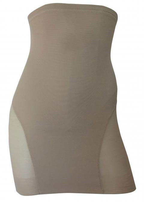 Jupe avec Culotte Intégrée Miraclesuit Shapewear Nude