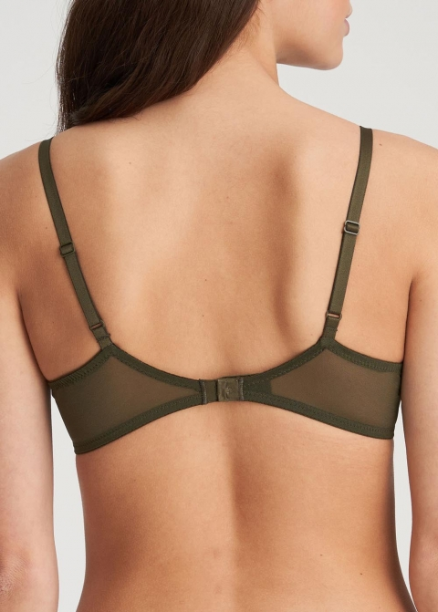 Soutien-gorge Triangle Armatures Marie-Jo Olive Green