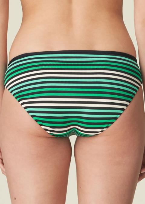 Slip Brésilien Maillots de bain Marie Jo Swim Spring Green