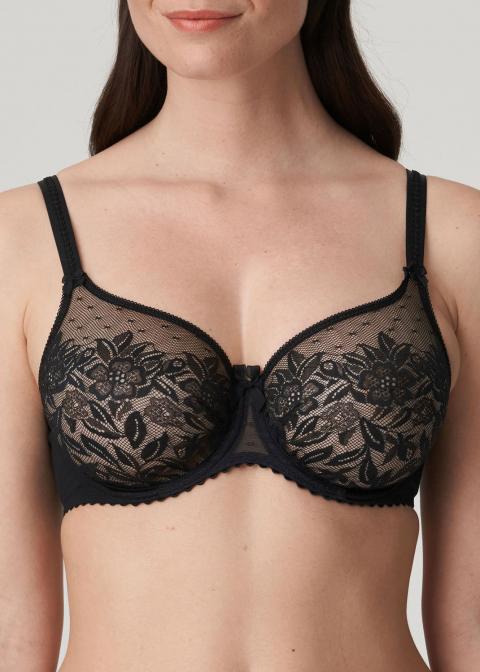 Soutien-gorge Armatures Moulé Prima Donna Noir