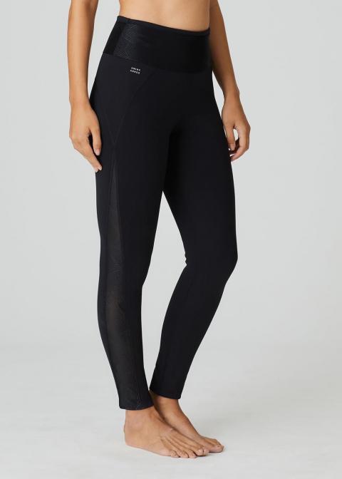 Pantalon Entraînement Fitness Prima Donna Sport Noir