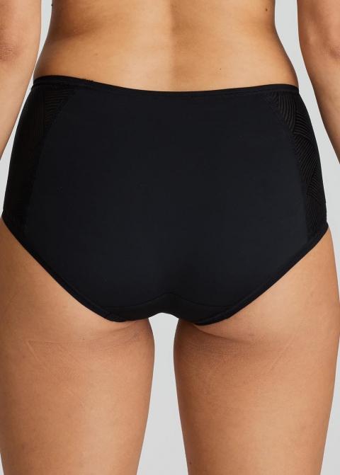 Slip Taille Haute Prima Donna Sport Noir