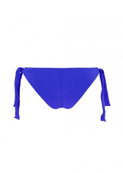 Slip Bikini Maillots de Bain Antigel  Santa Bleu