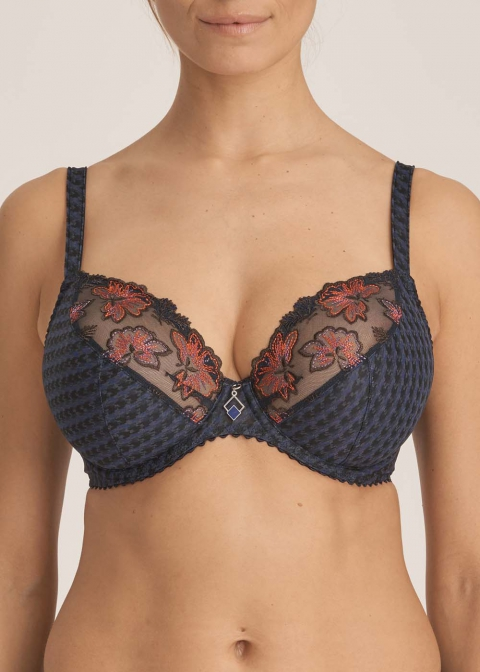 Soutien-gorge Balconnet  Prima Donna Midnight Blue