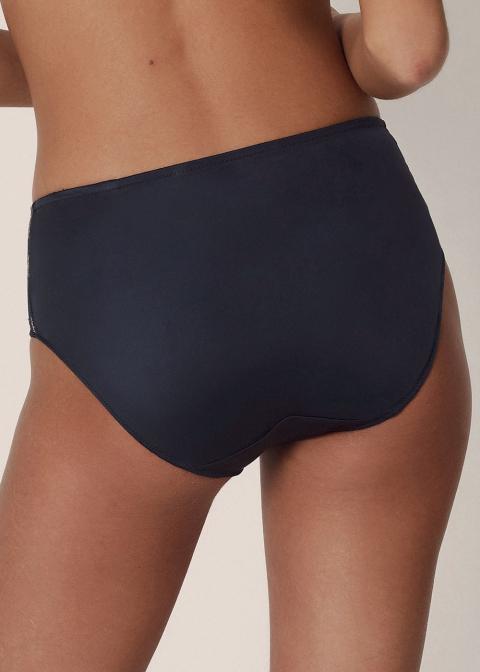 Slip Taille Haute Marie-Jo Midnight Blue