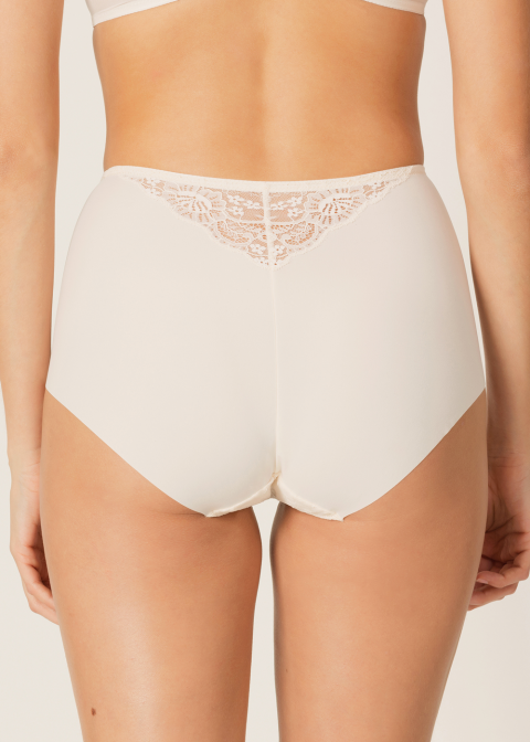 Slip Taille Haute Marie-Jo Pearled Ivory