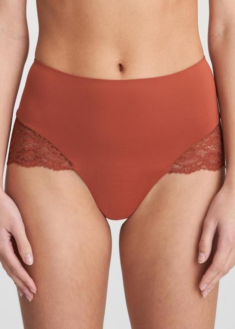 Slip Taille Haute Gainant Marie-Jo Cinnamon
