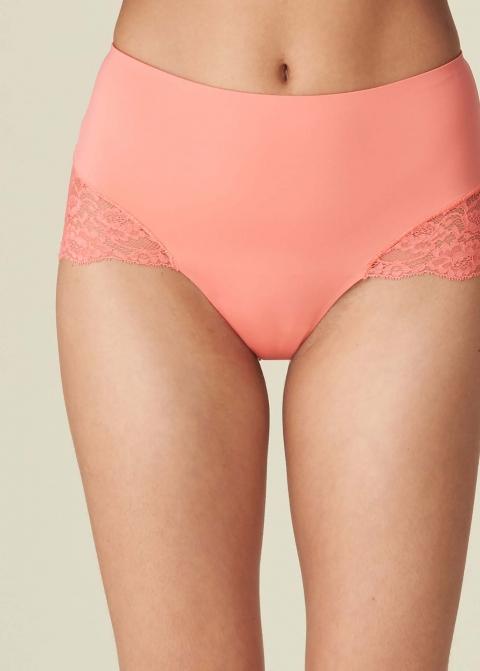 Slip Taille Haute Gainant Marie-Jo Precious Peach