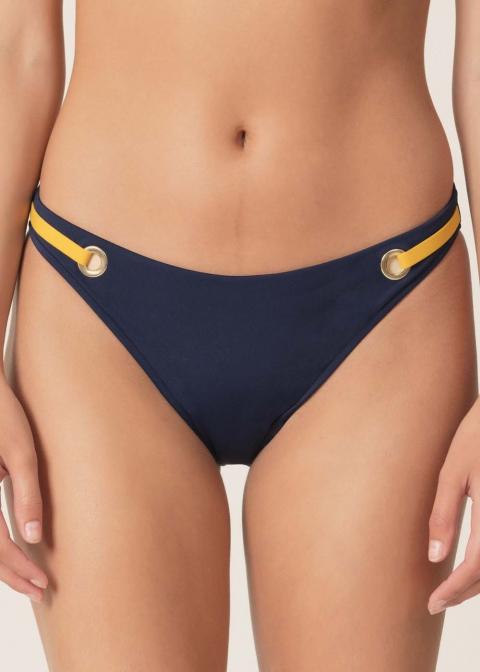 Slip Taille Basse Maillots de bain Marie Jo Swim Water Blue