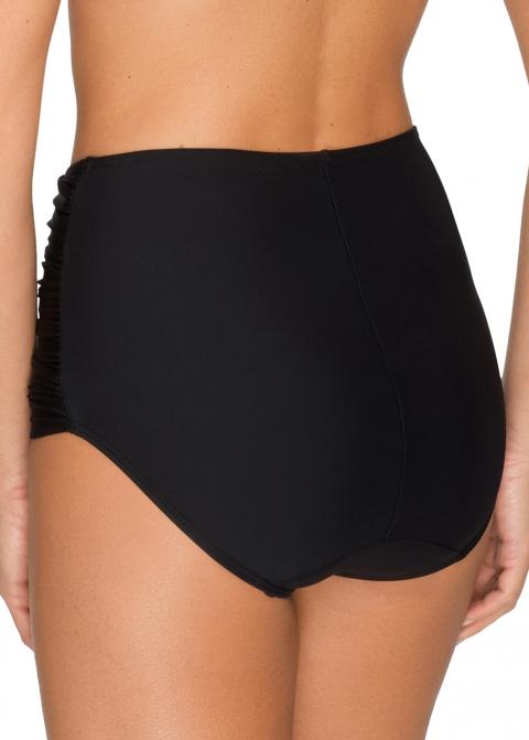 Slip Taille Très Haute Maillots de Bain Prima Donna Swim Noir