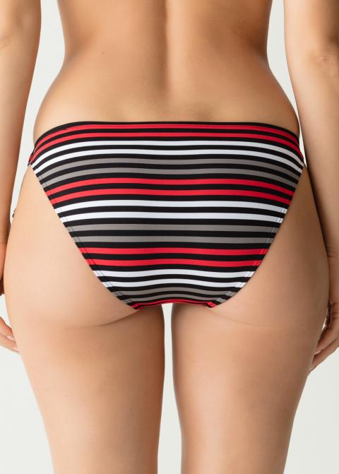 Slip Taille Basse Lacets Maillots de Bain Prima Donna Swim Red Carpet