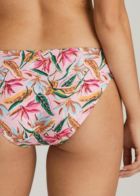 Slip Brésilien Maillots de Bain Prima Donna Swim Pink Paradise