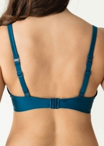 Soutien-gorge Triangle Rembourré Maillots de Bain Prima Donna Swim Booboo Blue