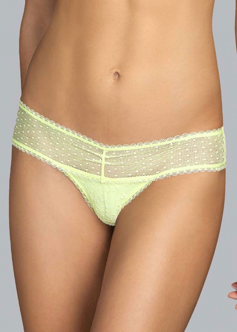 Shorty String Andres Sarda Light Yellow