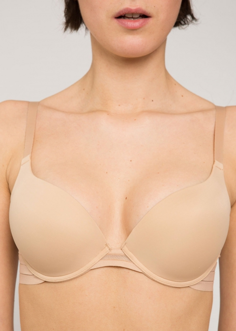 Soutien-Gorge Push Up Maison Lejaby Power Skin