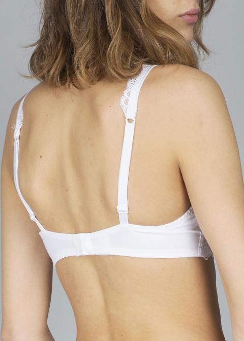 Soutien-gorge Spacer Armatures Lejaby Blanc