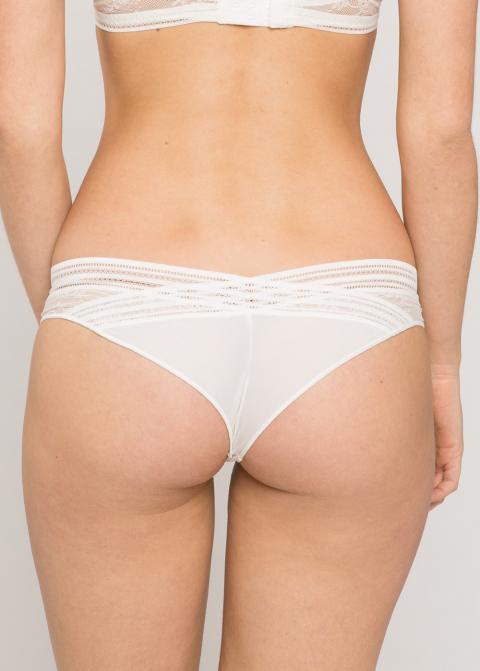 Tanga Lejaby Blanc