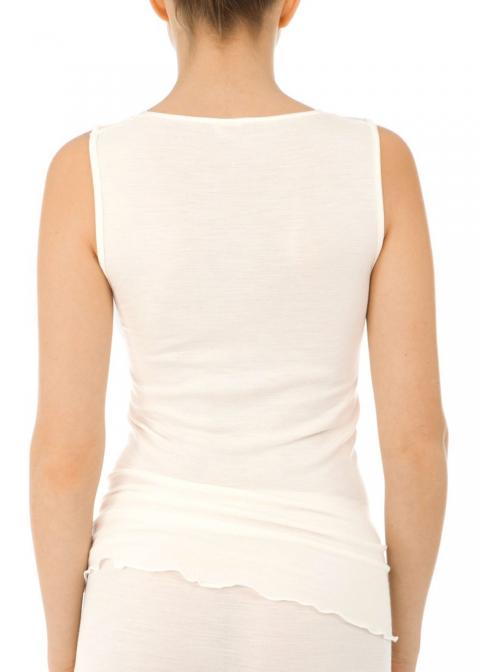 Tee-shirt Sans Manches Calida Black Cream