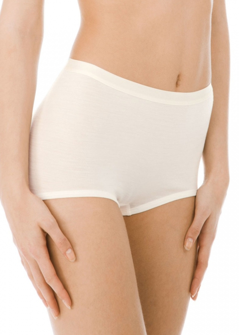 Shorty Calida Cream White