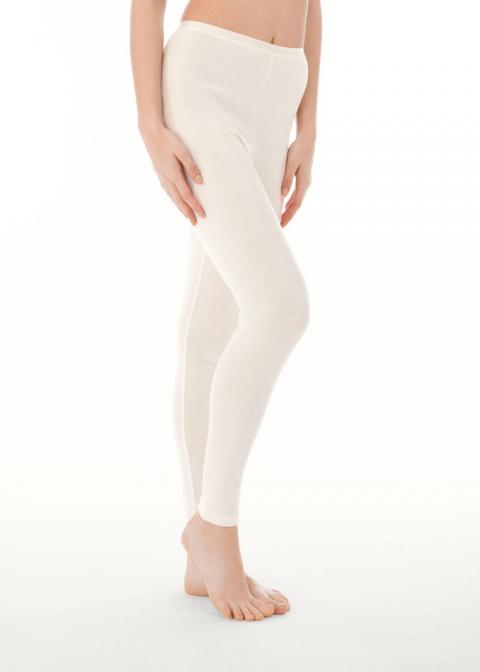 Legging Calida Cream White