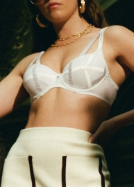 Série Blanc lingerie 2640
