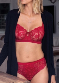 Sienna Red lingerie 607