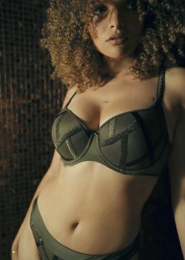 Série Olive lingerie