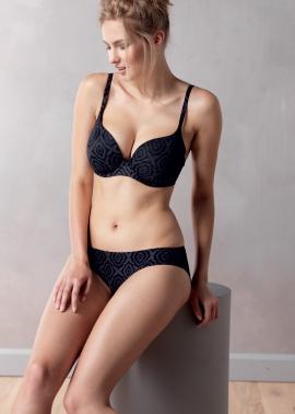 Ophélia Noir lingerie 871