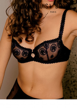 Chantilly Amethyste lingerie